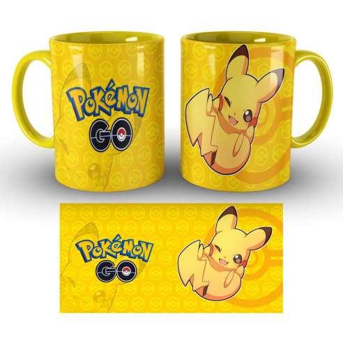 Taza Pokemon Go Baby Pikachu