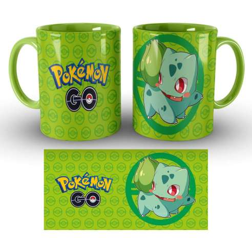 Taza Pokemon Go Bulbasaur Baby