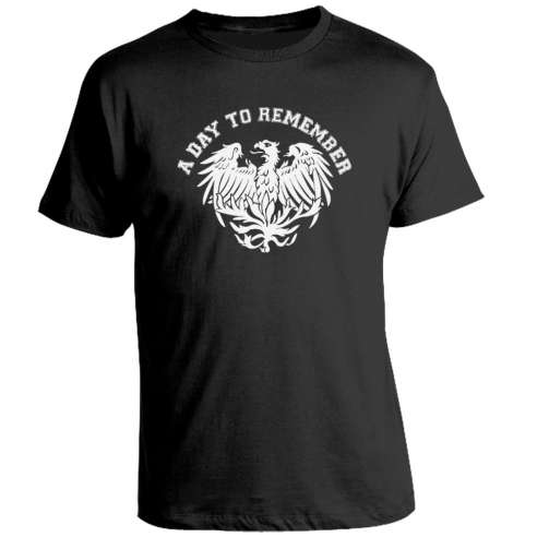 Camiseta A Day To Remember Eagle