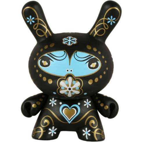 Fatale Dunny Series - Black Dunny by Catalina Estrada