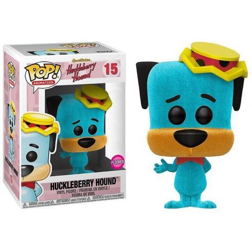 Huckleberry Hound Flocked Funko Pop