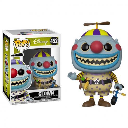 Funko Pop Clown Pesadilla antes de Navidad