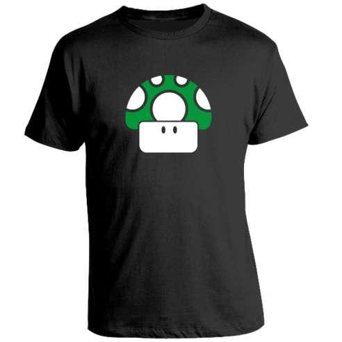 Camiseta Seta Mario Verde
