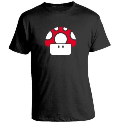 Camiseta Seta Mario Roja
